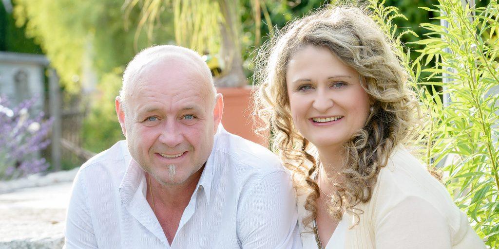 Margrit und Max Goetz